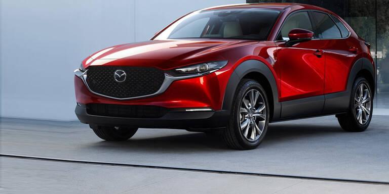 Mazda greift mit dem neuen CX-30 an