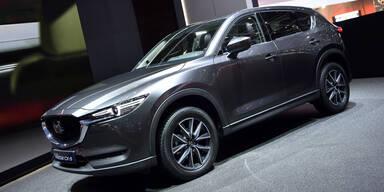 Neuer Mazda CX-5 legt Traumstart hin