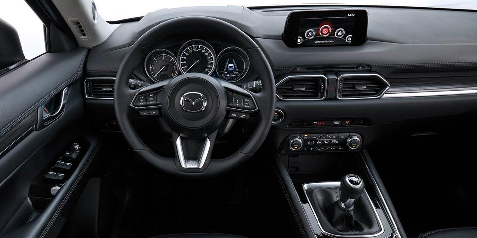 Neuer Mazda Cx 5 2017 Startet In 214 Sterreich Preis Und Infos