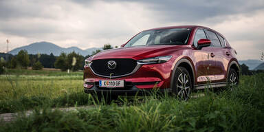 Mazda dank CX-3 und CX-5 im Höhenflug