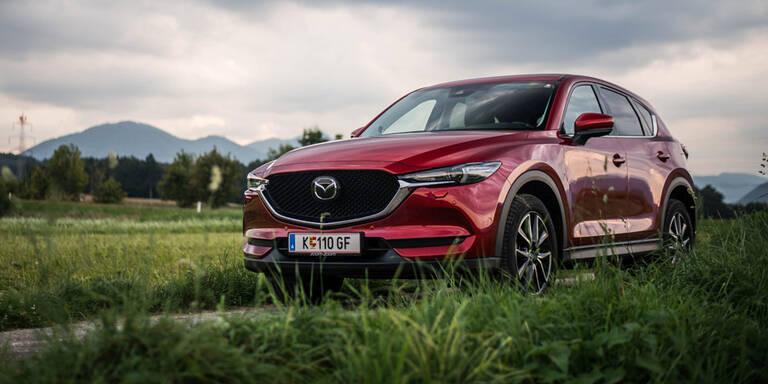 Mazda ruft 350.000 Dieselautos zurück
