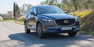 Der neue Mazda CX-5 im Test