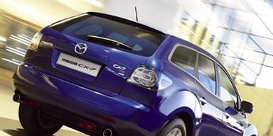 Mazda CX-7 im Test