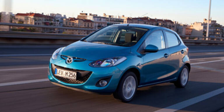 Mazda baut E-Auto mit 200 km Reichweite