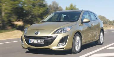Mazda präsentiert den neuen Mazda3