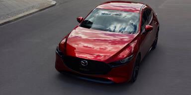 Neuer Mazda3: Preise und Starttermin