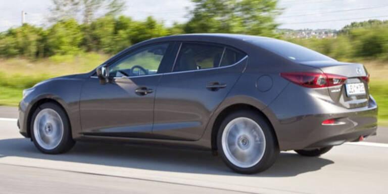 Das ist die neue Mazda3 Limousine