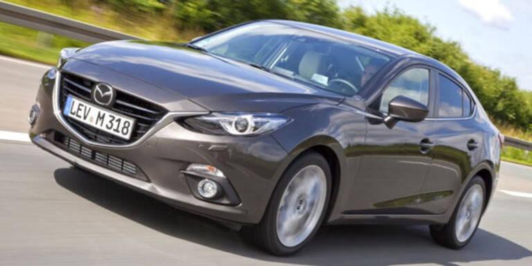 """Mazda bringt einen """"Biesel""""-Motor"""