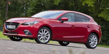 Neuer Mazda3 ist ein Bestseller