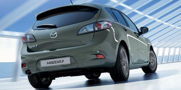 Jetzt startet der Mazda3