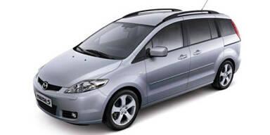 Mazda ruft in Österreich 601 Autos zurück