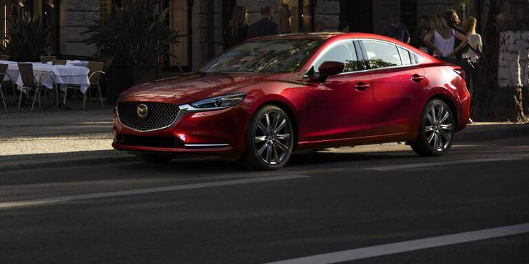 """Das ist der """"neue"""" Mazda6 (2018)"""