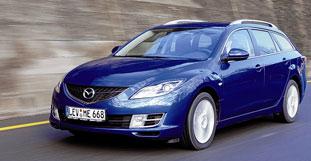 Mazda präsentiert den Mazda 6 Sport Kombi