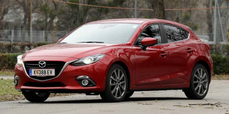 Mazda verlängert Garantie auf 5 Jahre
