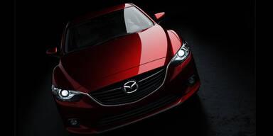 So kommt der neue Mazda 6