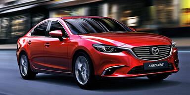 Der Mazda6 bekommt ein Facelift