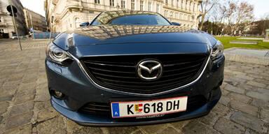 Mazda Austria bläst zum Angriff