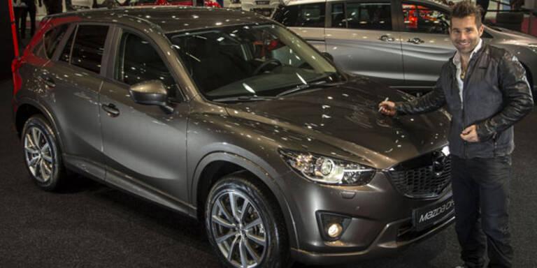 Mazda zeigt den CX-5 Concept Arch