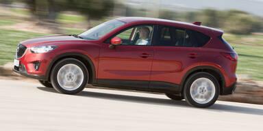 Mazda CX-5 legt bei uns Rekordstart hin