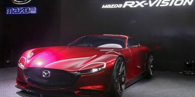 Mazda zeigt den RX-8-Nachfolger
