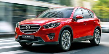 Facelift für den Mazda CX-5
