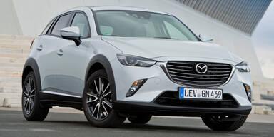 Der neue Mazda CX-3 im Test