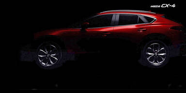 Mazda CX-4 greift den BMW X4 an