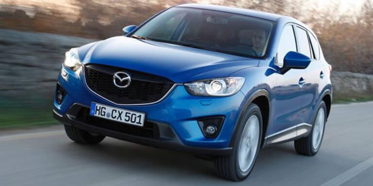 Alle Österreich-Infos vom Mazda CX-5 Diesel