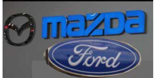 Ford verkauft seine Mazda-Anteile