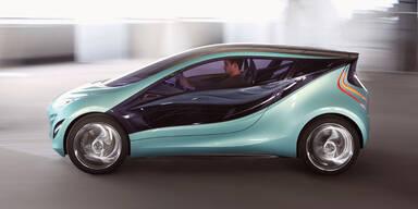 Mazda zeigt neue Studie, neuen MX-5 und neue Diesel