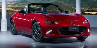 Mazda MX-5 (2015): Neue Infos und Fotos
