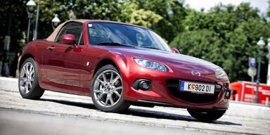 Mazda MX 5 25-Jahre-Edition im Test