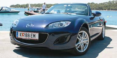 Mazdas Kult-Roadster MX5 im Test