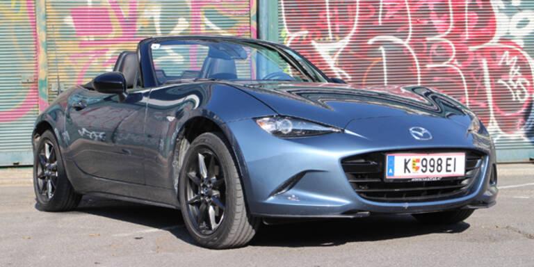 Mazda MX-5 G130 Revolution im Test