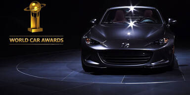 """MX-5 ist """"World Car of the Year 2016"""""""