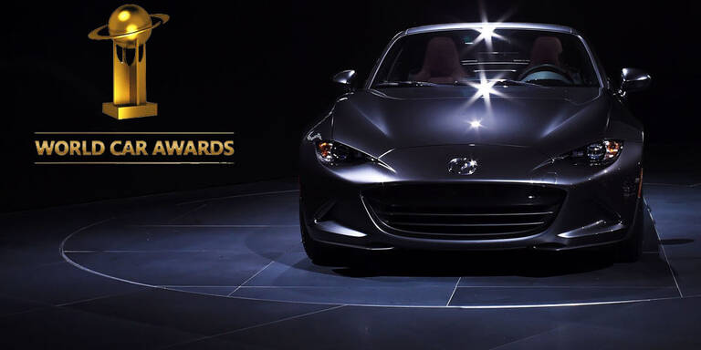 "MX-5 ist ""World Car of the Year 2016"""