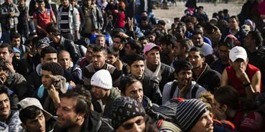 Serbien und Mazedonien beschränken Einreise