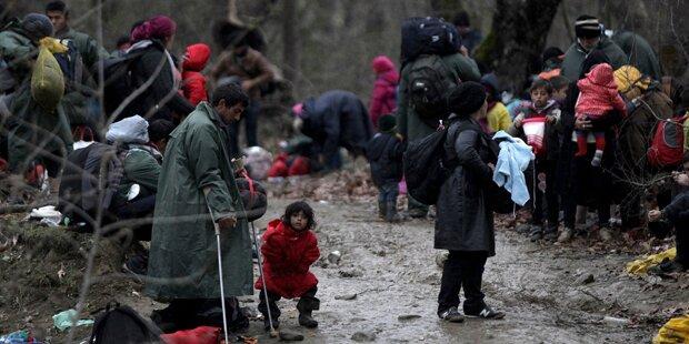Grüne aus Österreich bei Grenz-Eklat verhaftet