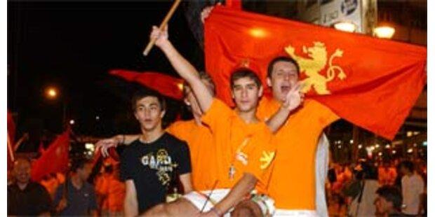 Griechisch-mazedonischer Streit wird entschärft