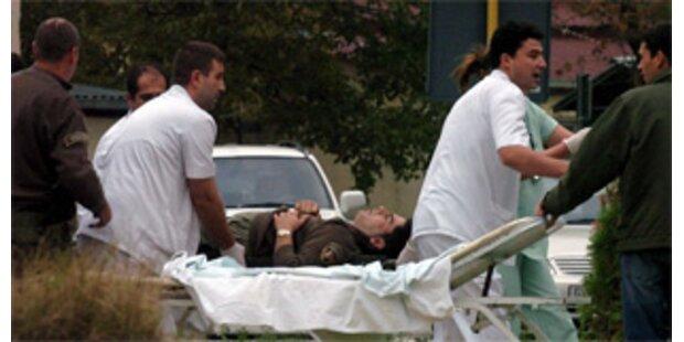 Polizist in Mazedonien erschossen