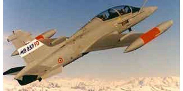 Italienische Jets sollen Saab-105 ersetzen