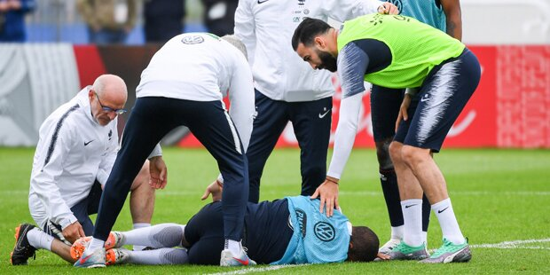Frankreich-Drama: WM für Mbappé vorbei?