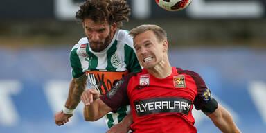 Mattersburg gegen Admira