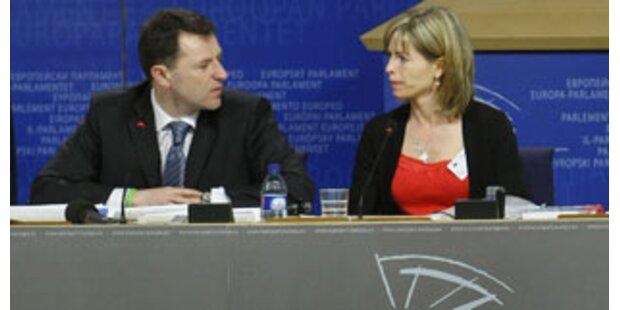 Maddies Eltern im EU-Parlament