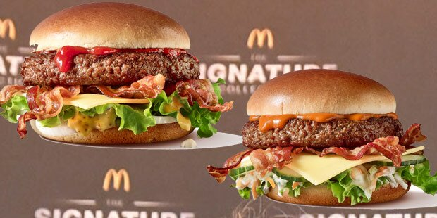 McDonald's startet Gourmet-Revolution