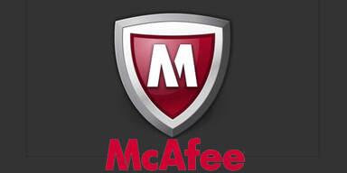 McAfee startet jetzt neu durch