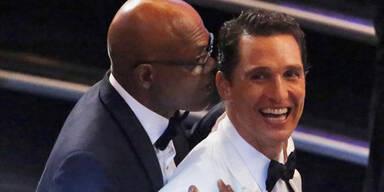 Oscars 2014: Matthew McConaughey
