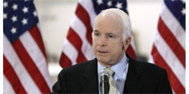 McCain auf Besuch im Irak