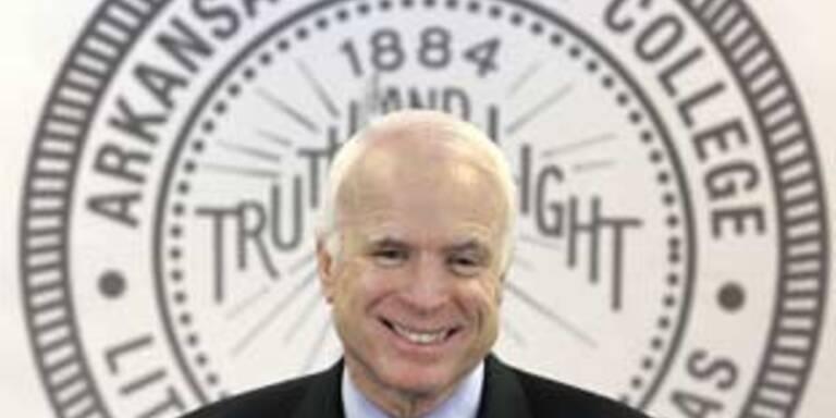 """McCain bezeichnet Obama als """"Favorit der Hamas"""""""