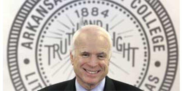 McCain bezeichnet Obama als